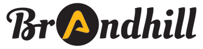 Brandhill, The Digital Results Agency Retina Logo